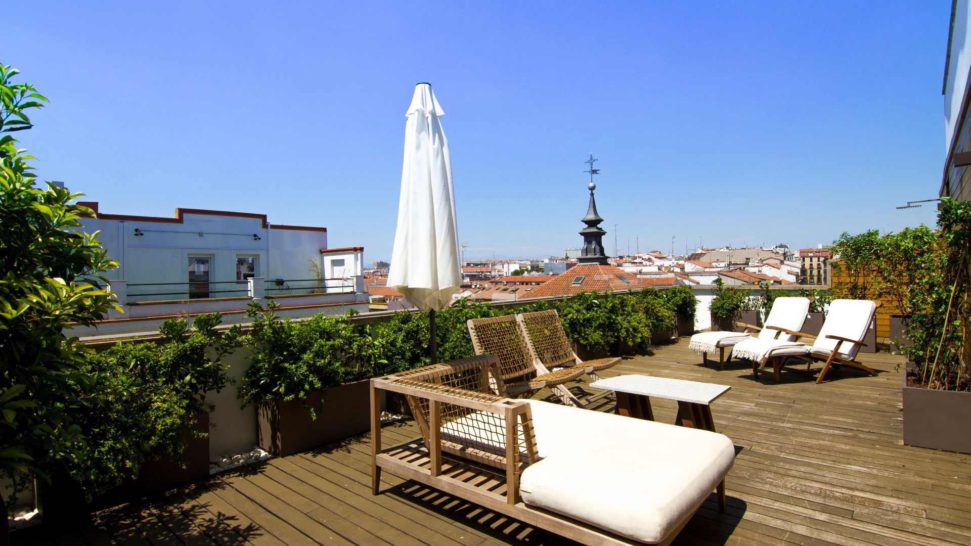 Other areas | Hotel 7 Islas Madrid